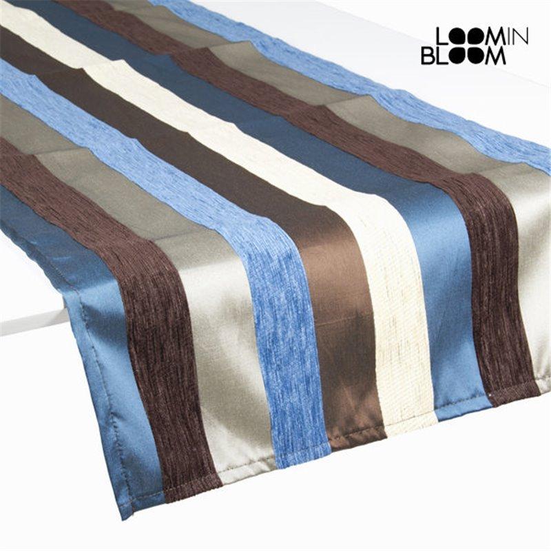 Tischläufer (135 x 40 cm) Blau